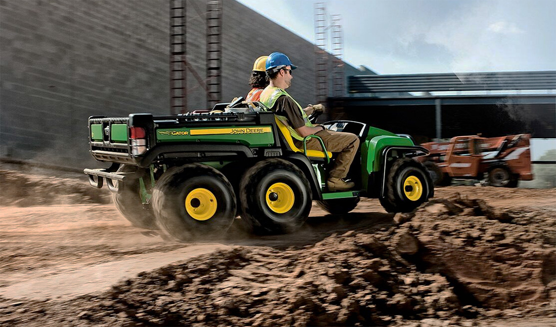 john deere gator 6x4 reviews